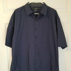 Beverly Hills Polo Club Button Down NWOT 3XLB